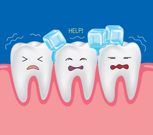 Sensitive teeth cold